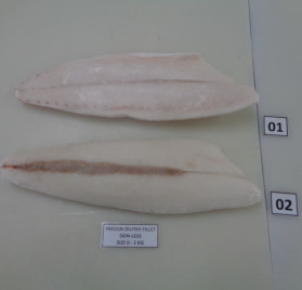 Oilfish Fillet Skin Off